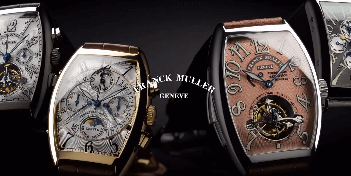 フランクミュラー並行品の修理は実績で選ぶ!その時計修理専門店3つ!