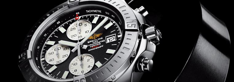 timeless design f37c1 d33db 時計修理専門店シエンでのブライトリングユーザーの声とその ...